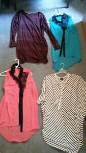 Assorted Womens Blouses - sizes L and XL Kitchener / Waterloo Kitchener Area image 2