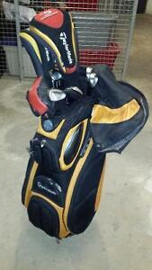 Ensemble complet de golf Taylor Made (droitier)
