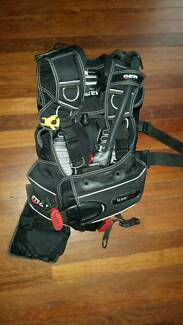 Mares Icon Mrs Plus scuba BCD (size - Med)
