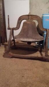Antique church bell
