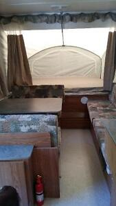 1007 Clipper tent trailer for sale Cornwall Ontario image 1