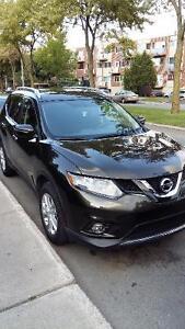 2014 Nissan Rogue verte VUS