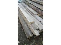 hardwood beams - new and used