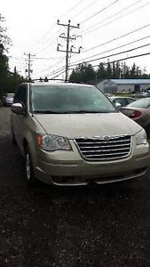 2009 Chrysler Town & Country Touring Fourgonnette, fourgon