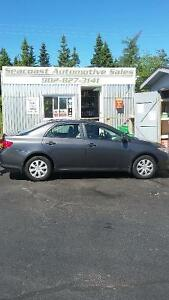 2009 Toyota Corolla  LOW MILAGE!!