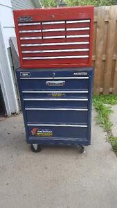 Tool box(roller and chest)