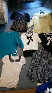 Assorted Womens Blouses - sizes L and XL Kitchener / Waterloo Kitchener Area image 5