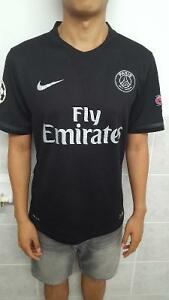chandails maillots soccer  argentine PSG third taille S small