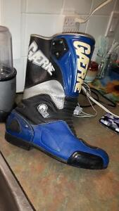 Road Racing Motorcycle Boots