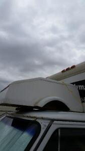 Build your trailer fiberglass and wood.