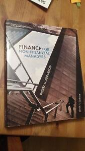 NSCC textbook, Finance For Non-financial Managers