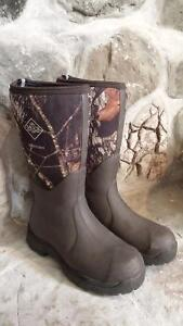 "Women's Camouflage ""Woody Max"" Muck Boots"