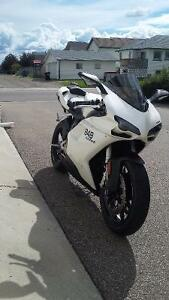 Ducati 848 Superbike - only 3978 km