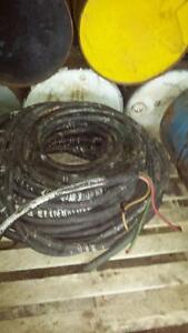 electrical panel and heavy Guage wire