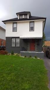 Renovated 4 bedroom home for rent