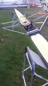 1998 Empacher K12 (72-90kg) Single and Oars