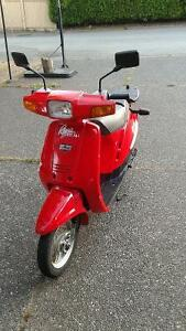 Mint shape Yamaha Riva Razz. Lw km. Collector ready!