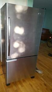 Maytag Bottom Freezer Fridge for sale