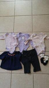 Girls clothes, 6-9M