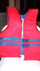 New life jacket, never in water