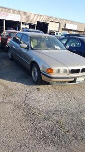 1998 BMW 740 IL Sedan