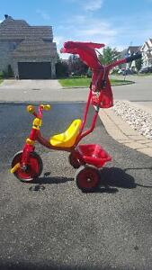 Tricycle Flash McQueen