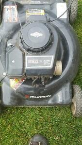 Good running lawn mower