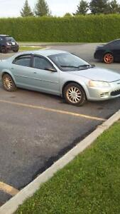 2001 Chrysler Sebring Full Berline