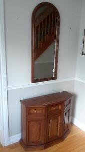 Hall table & Mirror