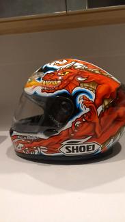 Shoei / troy lee designs road bike helmet