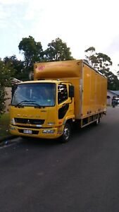 MITSUBISHI FUSO FIGHTER 2011 TRUCK Roxburgh Park Hume Area Preview