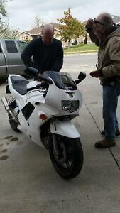 Honda CBR in good condition