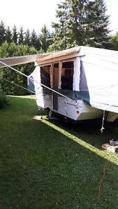 Rockwood Tent Trailer for Rent  sleeps 8