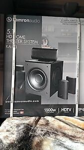 Brand New - Kamron Audio 5.1 HD Home Theater System KA-10