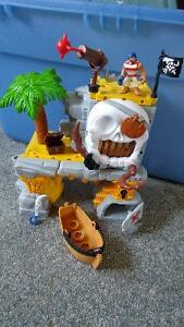 Imaginext Pirate Adventures playsets  Collectables Kitchener / Waterloo Kitchener Area image 1