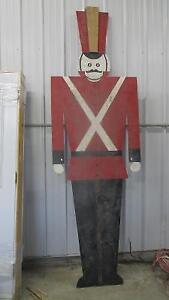 Soldat de bois