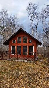 Cabin for sale - Price reduced !