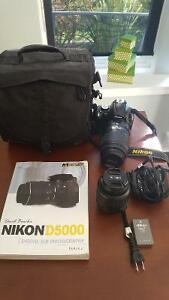 Nikon D 5000..Great Value!!!