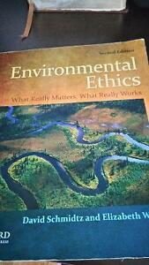 Trent University Environmental Textbooks
