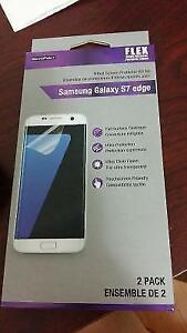 SAMSUNG S7 EDGE SCREEN PROTECTOR BRAND NEW