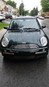 2003 MINI Mini Cooper Coupe (2 door)