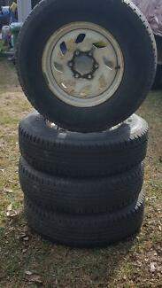 Rims suit 4x4 Car or Trailer