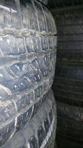 2 USED FIRESTONE DESTINATION LE 235/65R17