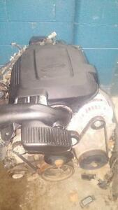 2010 LH6 Aluminum block 5.3L engine with 799 heads and d.o.d.