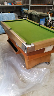 Pub pool tables in perth region wa home garden gumtree pool table 65ftx35ft watchthetrailerfo