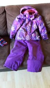 Girl's Snowsuit - Great Condition