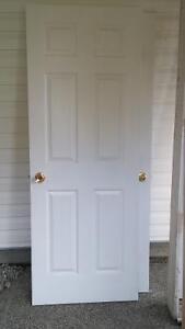 2 interior doors