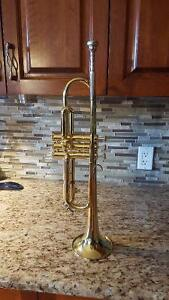 Used, In Good Condition Gold Bach Trumpet - $250 OBO