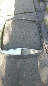 mercedes grille shell