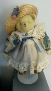 like NEW professionally crafted Bear with Dress & Petticoat.